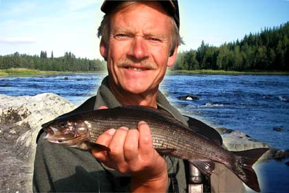 Riverkeeper and grayling